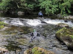 River Roughty survey 2013