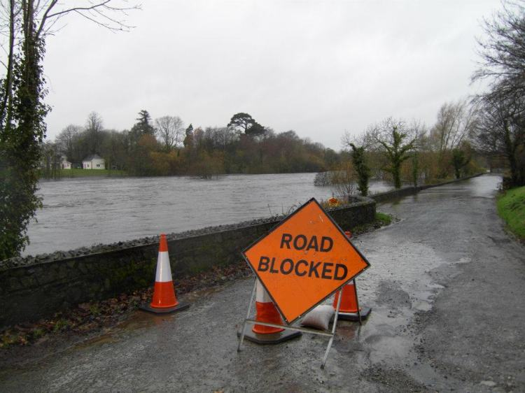 'work with nature' on flood risk