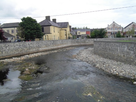 Back to nature flood schemes - an alternative to schemes like this one in Ennis?